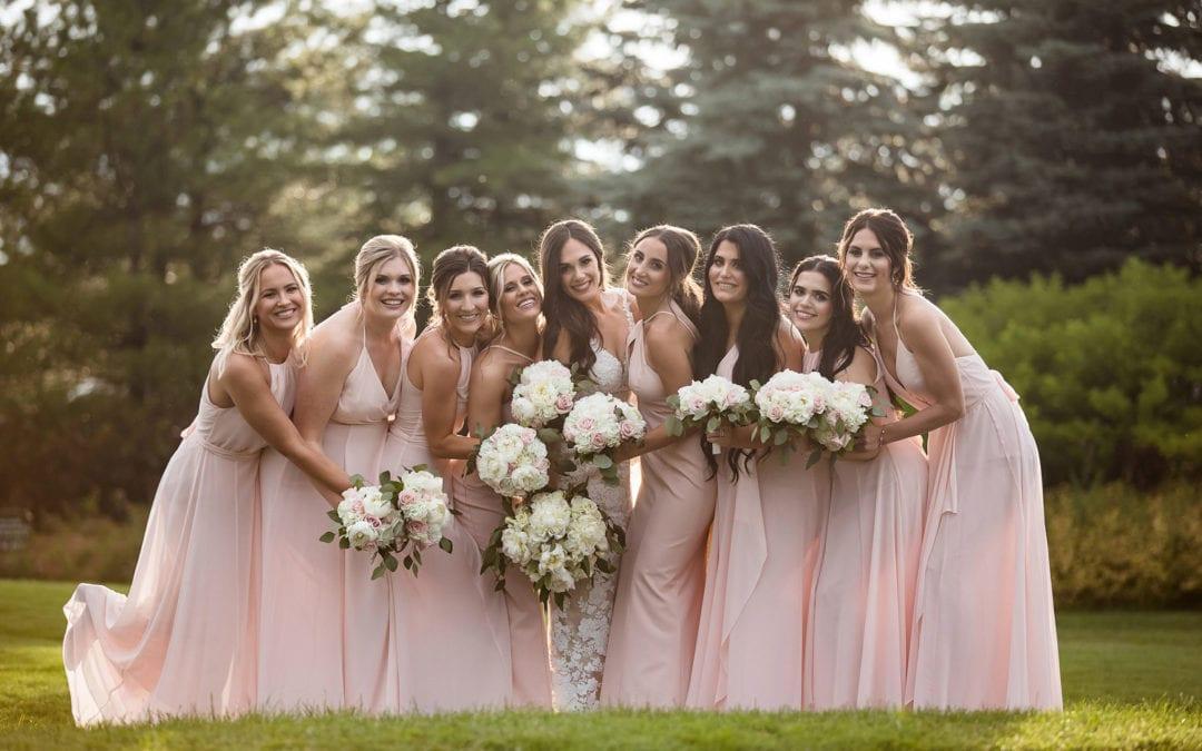 Chelsey + Alex | Eagle Oaks Country Club Wedding