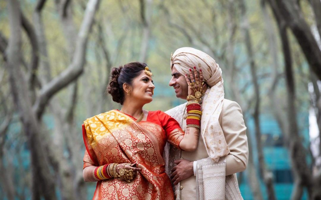 Ruchi + Sumit | Harold Pratt House Indian Wedding