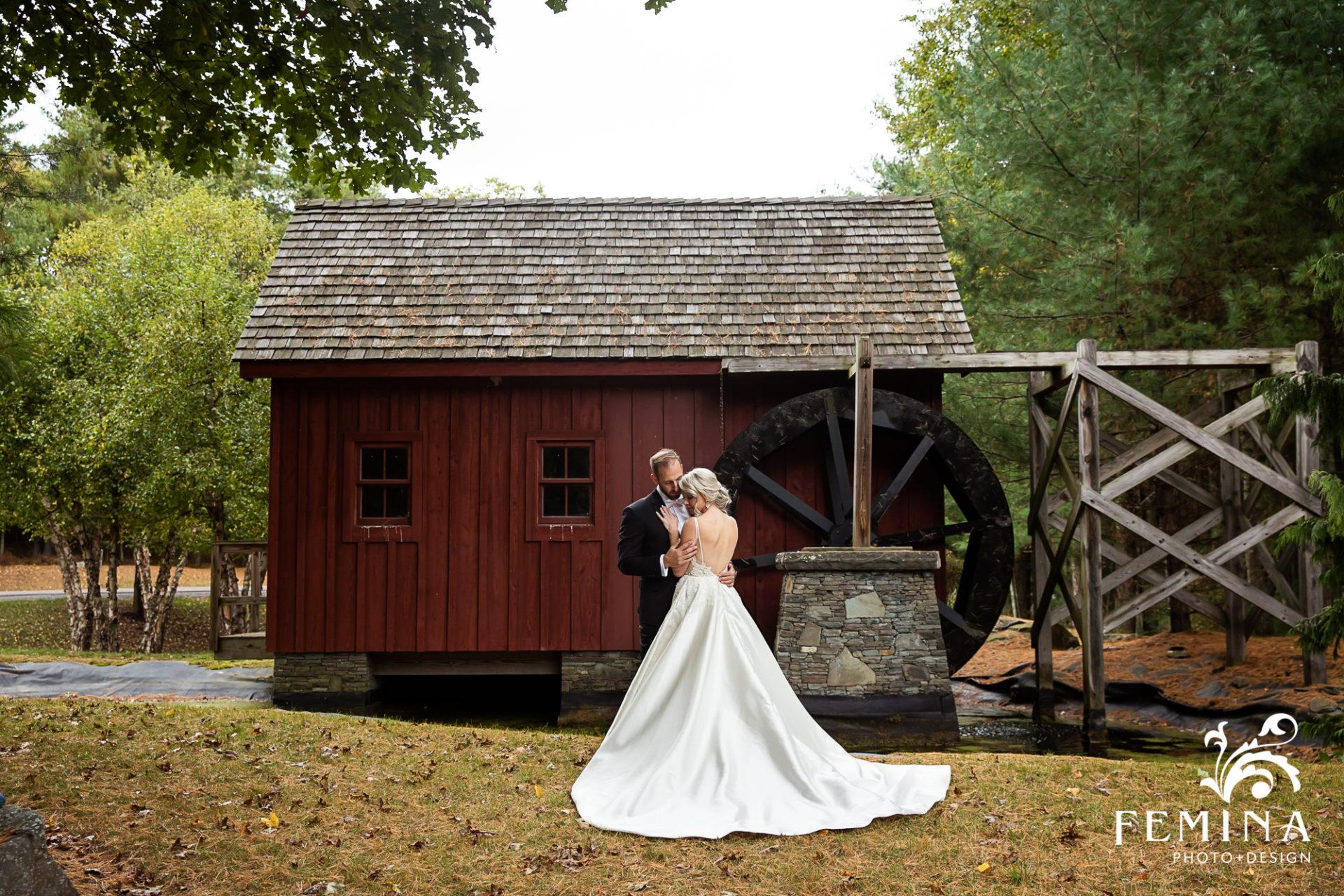Woodloch Pines Hawley PA Wedding Photo