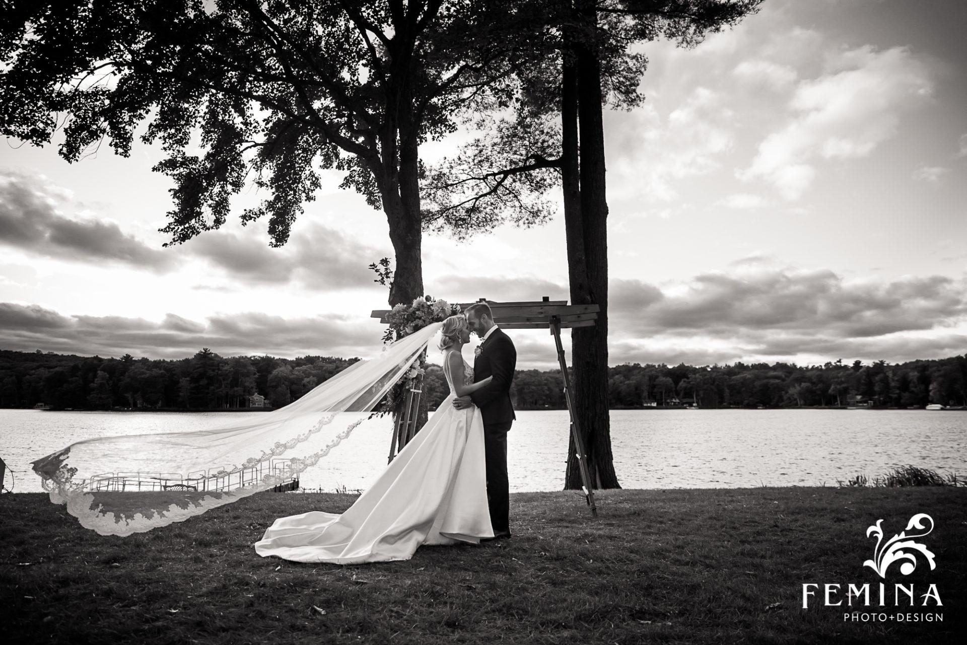 Woodloch Pines Resort Wedding Photographers