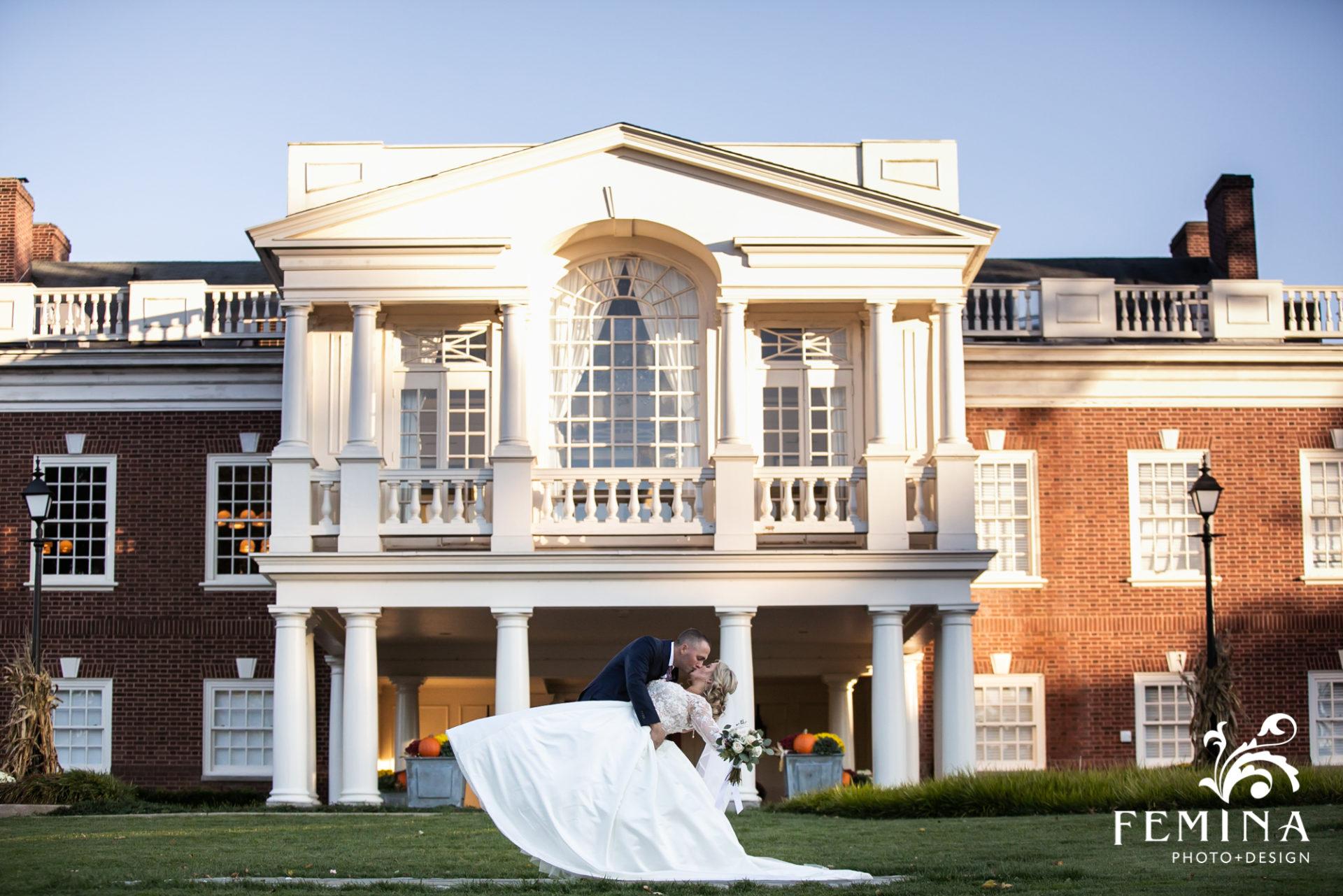 Philadelphia Cricket Club Pennsylvania Wedding Photographer