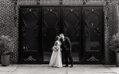 Emma + Jeffrey | Artesano Gallery Wedding
