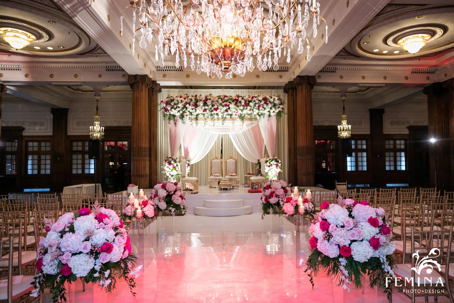 Cystal Tea Room Philadelphia Wedding