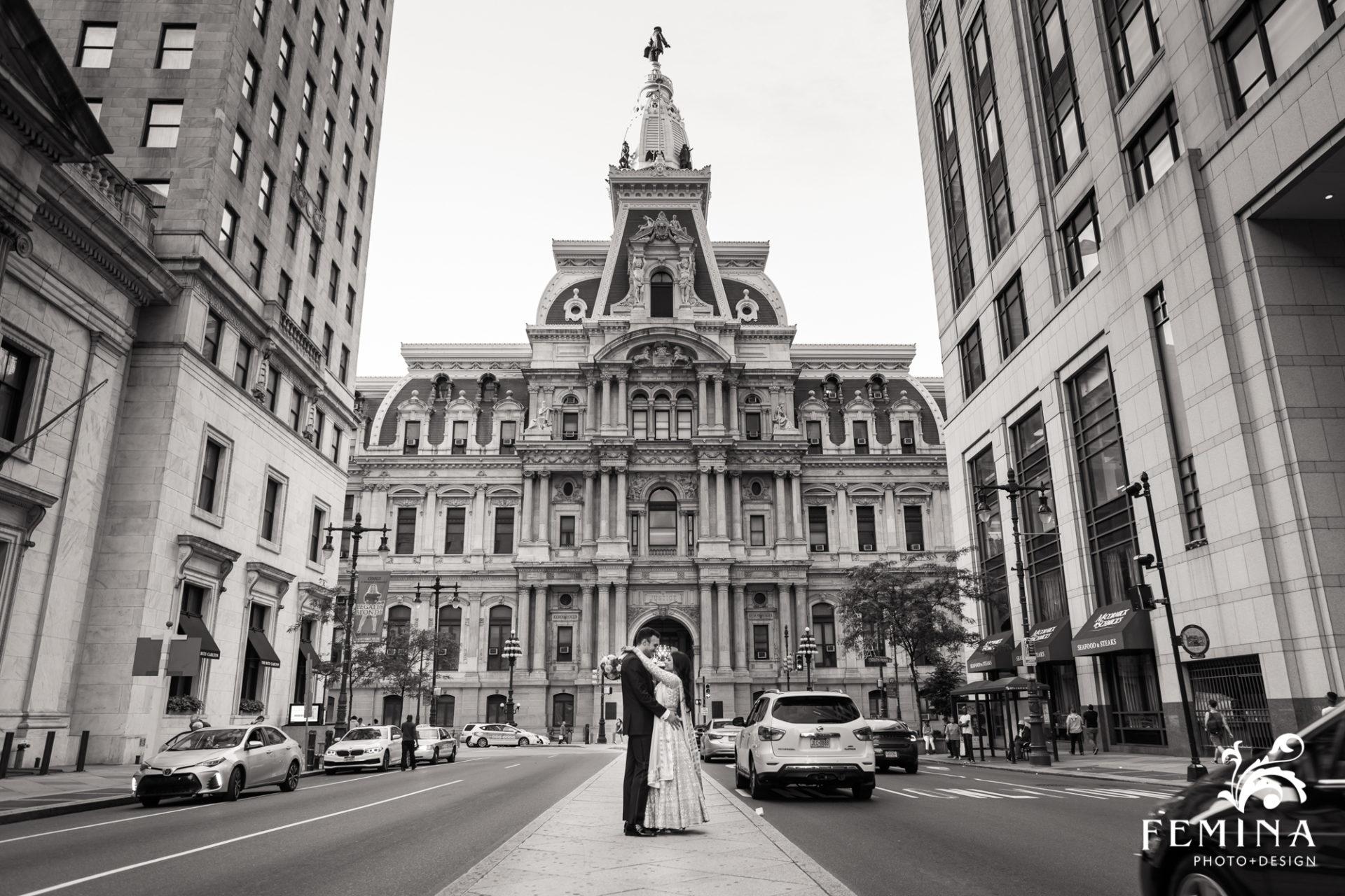 Cystal Tea Room Wedding Philadelphia
