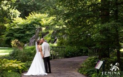 Rebecca + Nikhil | NYBG Stone Mill Wedding
