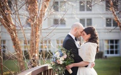 Sandy + Brandon | Micro-Wedding in Pearl River, NY
